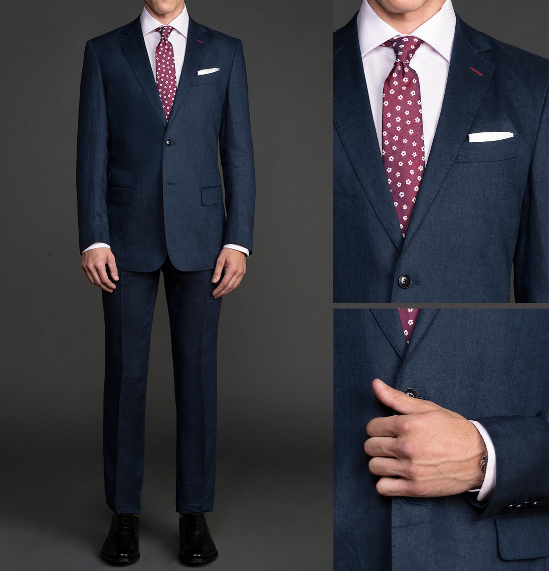ESQ-Custom-Bespoke-Suits-For-Men_Navy-Suit-with-Detail-Shots_RHanelPhotography