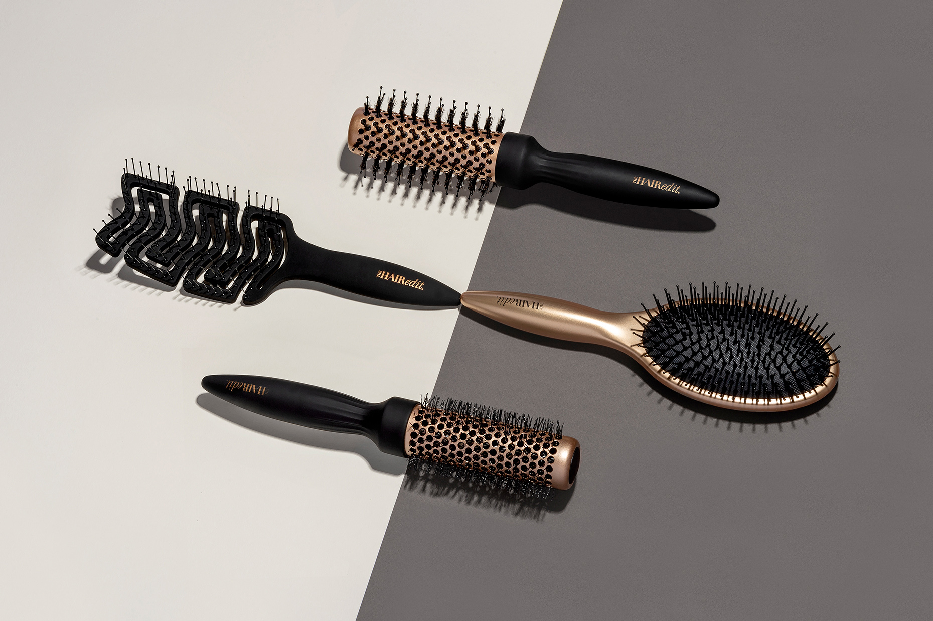 Fromm Hair brushes Pro Artistry Series Product photography